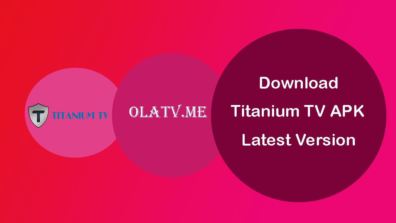 Download Titanium TV APK Latest Version