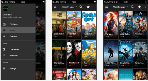 Download CyberFlix TV APK for Android/Firestick/PC [v3 1 8