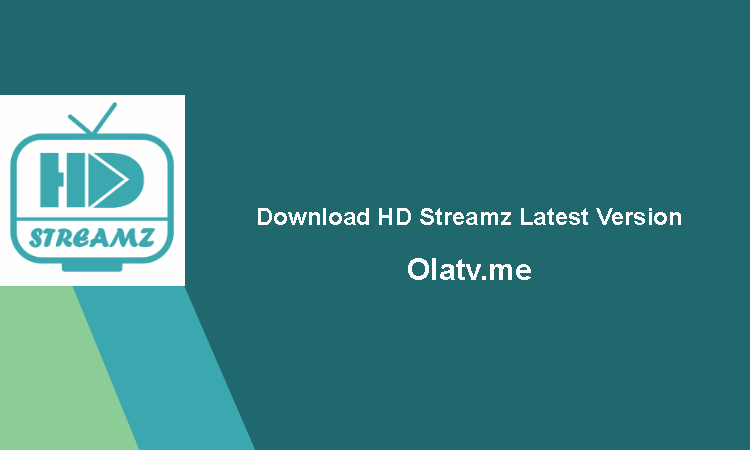 Download HD Streamz Apk Latest Version