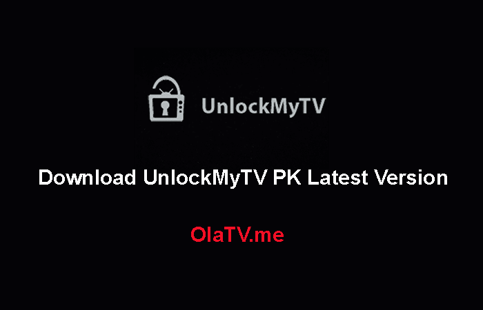 Download UnlockMyTV Apk Latest Version