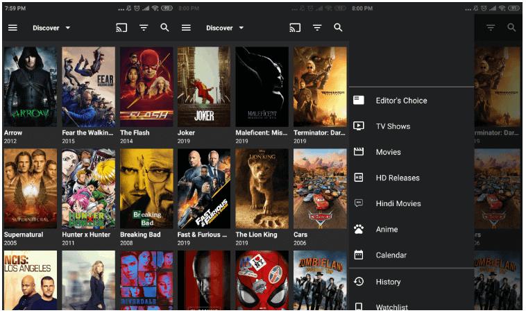 Netflix Mod Screenshot
