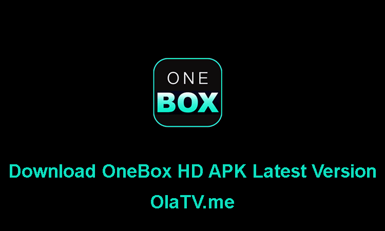 Download OneBox HD APK Latest Version