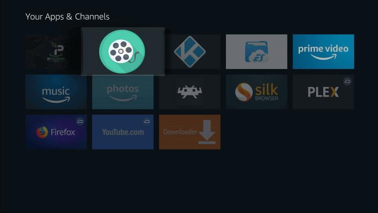 Install OnMovies on Firestick
