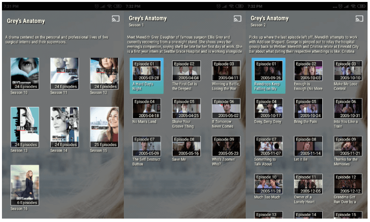 Morph TV Screenshot