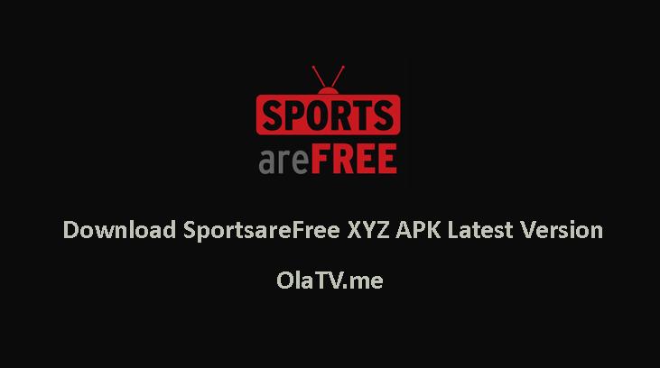 Download Sportsarefree XYZ APK Latest Version