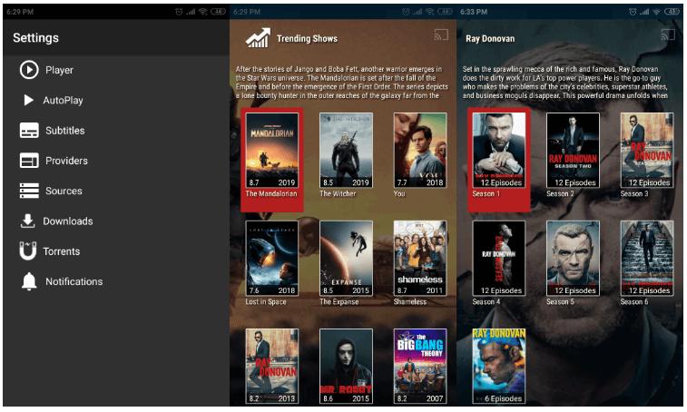 Morpheus TV App