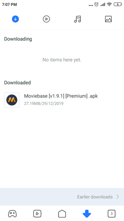 Install MovieBase on Android Smartphones