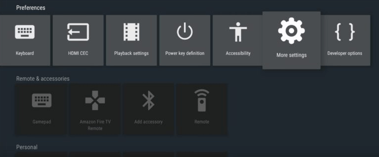 Install app on Android TV Box