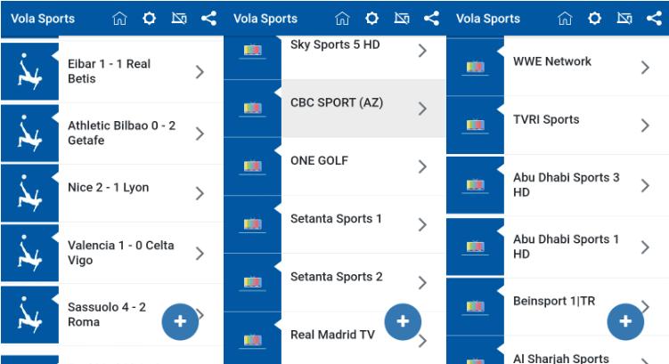 Vola Sports APK