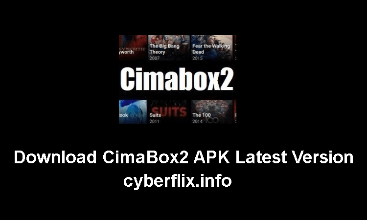 Download CimaBox2 APK Latest Version
