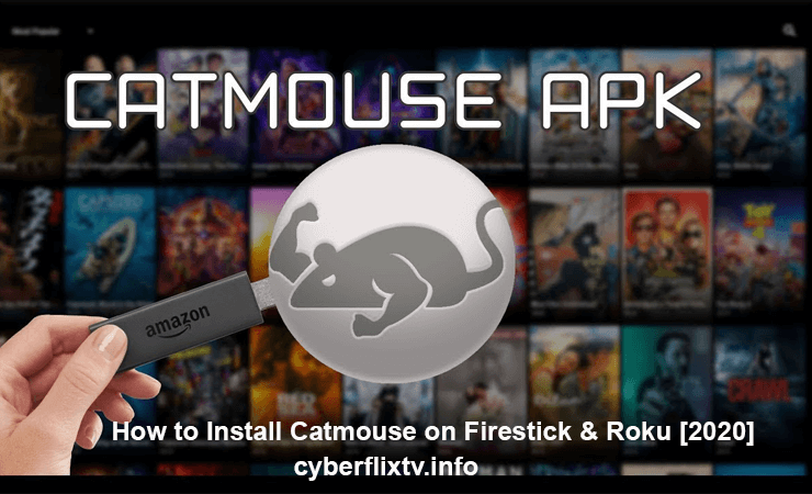 How to Install Catmouse on Firestick & Roku [2020]